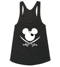 Pirate Mickey for Dark