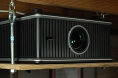 I had a problem. I was getting in a couple home theater projectors for review, but I didn't want to just sit them on a table in the middle of my office. It's..