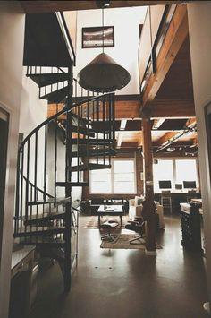 Brick & Timber Loft in San Fransisco