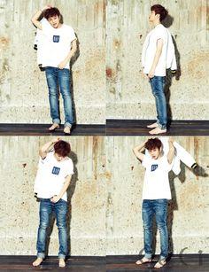 BEAST Jun Hyung - Ceci Magazine March Issue '14