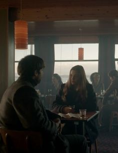 "Roger Wakefield (Richard Rankin) and Brianna Randall (Sophie Skelton) in Episode 213 ""Dragonfly In Amber"" Outlander Season Two Finale on Starz via https://outlander-online.com/"