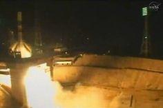 Progress Cargo Ship 56 Launch on July 23, 2014