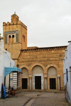 Kairouan - Mosque of Three Doors Road I