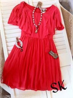 {Butterfly Fly Away} Dress -->> www.facebook.com/SimplyKate.Shop