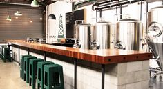 Craft beer bar Green Beacon Brewing opens at Teneriffe
