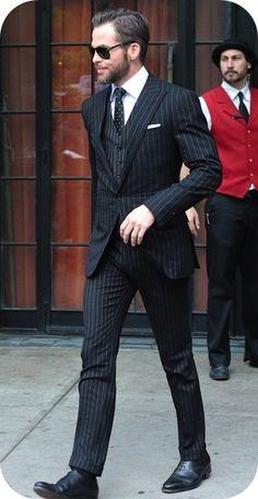 Pin strips. Man. Wedding guest. Groom. Groomsmen.