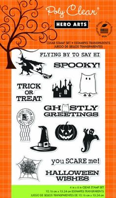 Hero Arts Rubber Stamps Ghostly Greetings Clear Stamp Set Hero Arts Rubber Stamps http://www.amazon.com/dp/B008XVE4TQ/ref=cm_sw_r_pi_dp_Cui3tb0SRMCCNDRG