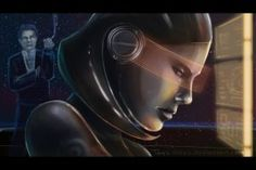 ME3: Unshackled AI by tiikay