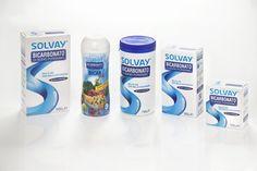 Dall'alimentazione all'igiene personale, il Bicarbonato Solvay® è un prodotto dai mille usi per mille occasioni... E' esclusivamente bicarbonato di sodio (NaHCO3) ma di un'eccezionale purezza, ottenuto grazie a un particolare processo di produzione che, nonostante sia stato inventato alla fine del 1800 da Ernest Solvay, è ancora più che valido ai giorni nostri.
