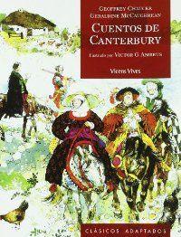 Cuentos De Canterbury: Chaucer, Geoffrey