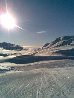 Love this area during winter season  Hemsedal, Norway