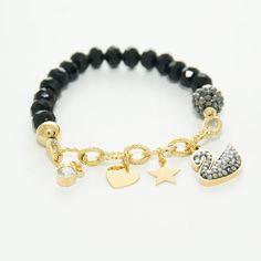 Beaded Bracelets, Boutique, Jewelry, Fashion, Moda, Jewlery, Jewerly, Fashion Styles, Pearl Bracelets