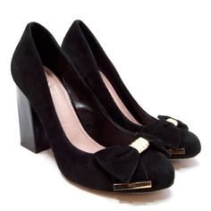 "Stunning Vince Camuto Heels Stunning Vince Camuto, Black Suede Shoes with Gold Hardware. 7.5 Heel Height isx4"", but it is a wide heel. I thought for sure I would wear these, but I did not. Stunninh Vince Camuto Shoes Heels"