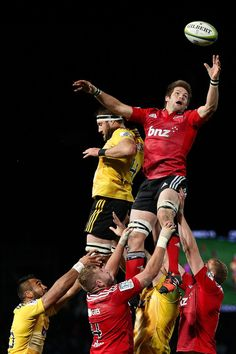 Richie Mccaw Photos - Super Rugby Rd 16 - Crusaders v Hurricanes - Zimbio
