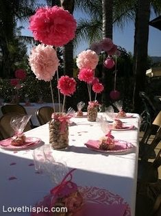 Outside Baby Shower Idea Pictures, Photos, and Images for Facebook, Tumblr, Pinterest, and Twitter