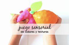 Juego sensorial: aprendo los colores y texturas   Blog de BabyCenter