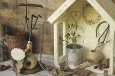la maison boop!: ♧ Potting Shed ♧