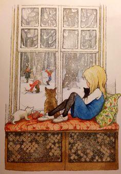 Illustratie Helen Oxenbury.