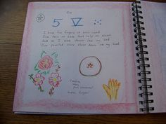 Waldorf ~ 1st grade ~ Math ~ Quality of Numbers: Five ~ main lesson book