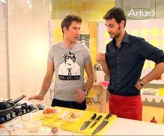 Ricetta pasta, burro e alici: una ricetta gustosa presentata da Mattia Poggi in Mattia e friends. Ospite speciale Ivan Bacchi! http://www.arturotv.tv/video/ricetta-pasta-burro-e-alice