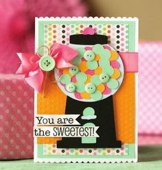 Sweet card Northridge Publishing