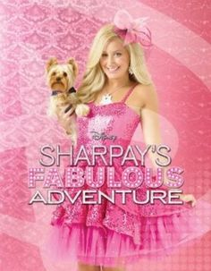 Ashley Tisdale as Sharpay Evans in Sharpay's Fabulous Adventure.