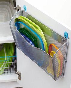 Brilliant DIY Kitchen Organization Ideas