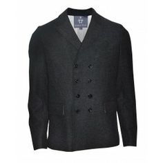 BERKLEY JACKET (CHARCOAL)