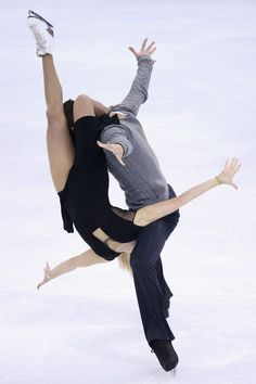 Ekaterina Bobrova / Domitri Soioviev(Russia)