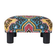 Ottoman Upholstery Color: Blue - http://delanico.com/ottomans/ottoman-upholstery-color-blue-596689026/