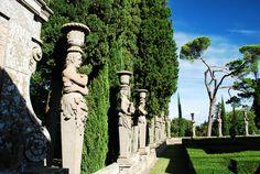 Palazzo Farnese a Caprarola Vt
