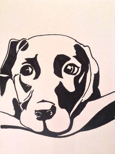 Labrador Cartoon Cutouts - Yahoo Canada Image Search Results