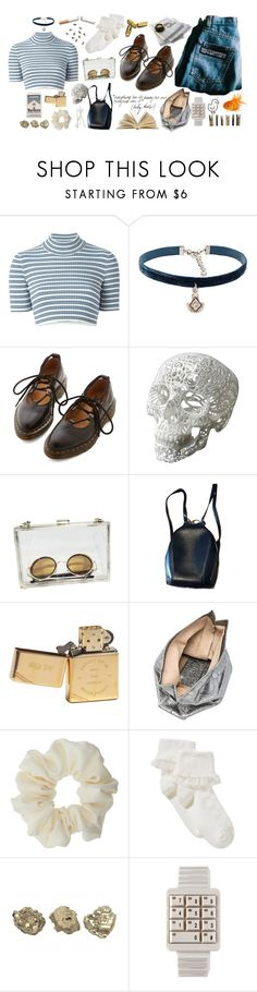 """).("" by elle01-1 ❤ liked on Polyvore featuring Alessandra Rich, Natalie B, Dr. Martens, Louis Vuitton, Zippo, Bobbi Brown Cosmetics, Marie Turnor, Miss Selfridge, John Lewis and Jayson Home"