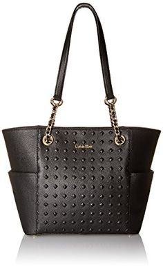 Calvin Klein Novelty Chain Tote Bag - http://bags.bloggor.org/calvin-klein-novelty-chain-tote-bag/