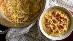 Crack Chicken Noodle Soup – 12 Tomatoes -can pressure c; Crack Chicken Noodle Soup, Cream Of Chicken Soup, Ranch Chicken, Chicken Noodles, Egg Noodles, Creamy Chicken, Baked Chicken Spaghetti, Spaghetti Noodles, Soup Recipes