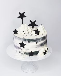 Ideas birthday kids cake kuchen for 2019 Pretty Cakes, Cute Cakes, Beautiful Cakes, Amazing Cakes, Star Cakes, Cool Birthday Cakes, 50th Birthday, Birthday Cupcakes, Cake Art