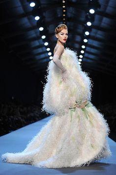Christian Dior Haute Couture 2011/2012