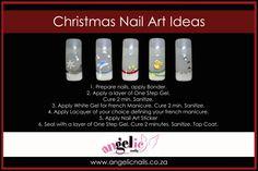 Simple yet effective Christmas Nail Art Ideas #gelnails #handpainted #nailart #christmas Gel Nails, Manicure, Nail Polish, Nail Art Stickers, Christmas Nail Art, Nailart, The Cure, Art Ideas, How To Apply