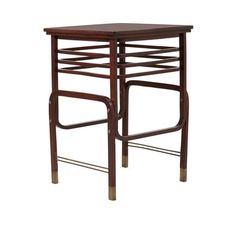 Marcel Kammerer (1878-1959), A side table no. 40, designed before 1907 executed by Thonet, Vienna