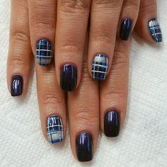 #colorgel #colors #cute #nails2inspire #nailpolish #nailswag #nailsalon #naildesign #yoosnails #deepfrench #tapenails #gems #프렌치네일 #퀸즈네일 #프러싱네일샾 #젤디자인 #프러싱 #젤네일아트