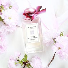 Распив парфюмерии, отливанты: Jo Malone Sakura Cherry Blossom