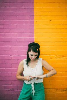 Angel Olsen by Makeda Sanford