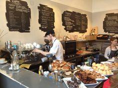 Kafé Esaias http://kafeesaias.se/#kaffe