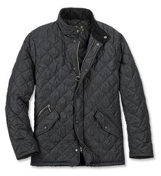 9a17fb3fc11 Barbour Chelsea Sportquilt Light Jacket For Men   Barbour® Chelsea  Sportquilt