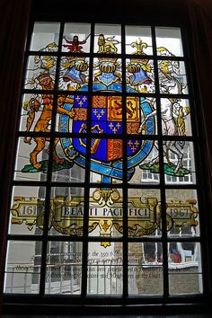 Stained Glass - Court Room at Apothecaries Hall, London Apothecaries, London Places, Police Station, Places Of Interest, Wales, Stained Glass, Scotland, Cathedral, Health Care