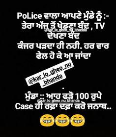 Jot  F F  D F F  D F F  D Punjabi Quotes Hindi Quotes Punjabi Funny Funny Qoutes