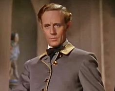 Leslie Howard as Ashley Wilkes - Leslie Howard (1893  – 1943) was an English stage and  film actor, director, and producer.  Probably best remembered for playing milquetoast Ashley Wilkes in Gone with the Wind (1939), the debonair English actor excelled at playing disillusioned intellectuals and gallant gentlemen on the stages and screens of Britain and America for nearly 30 years.