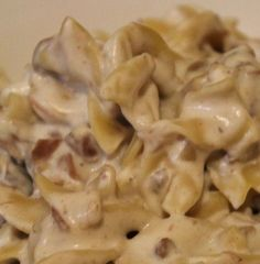 Crock Pot Beef Stroganoff - My Honeys Place