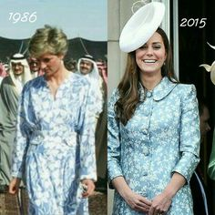Diana and Kate Edited by @duchessbee