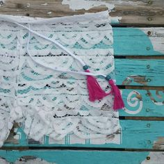 << Sheer swim Suit Cover Up Shorts w Tassel >> So adorable! These babies are perfect for a lake, beach, or pool day! And soooo soft too!  Nwt from my boutique   Available in medium and large. Fit true to size, Drawstring closure. Twang Boutique  Shorts
